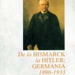 Geoff Layton-De la Bismarck la Hitler-Germania 1890-1933