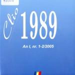 Ioan Scurtu, Clio 1989, Nr. 1-2, 2005