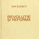 Ion Iliescu, Revolutie si reforma