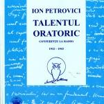 Ion Petrovici-talentul Oratoric-Conferinte la Radio-1932-1943