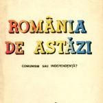 Ion Ratiu, Romania de astazi