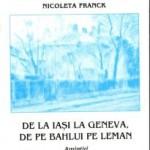 Nicoleta Franck-De la Iasi ...