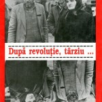 Dupa revolutie, tarziu...