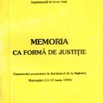 Romulus Rusan, Memoria ca forma