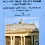 Teodora Stanescu-Stanciu-Documente privind Rev.Rom din Dec.1989 Vol I