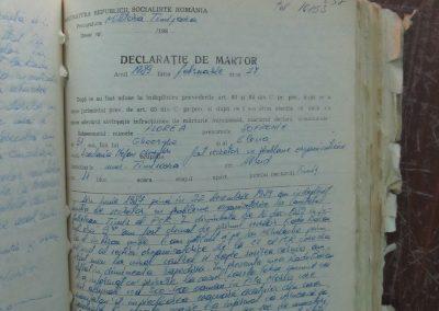 Declaratie 1989