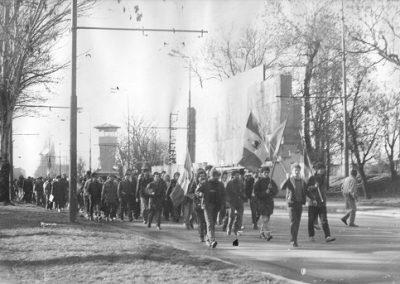 Demostrație 1989